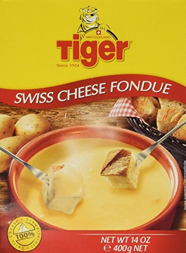 Amazon.com: Plain Tiger Classic Genuine Fondue Swiss Cheese, 14 Ounce - 12 per case.