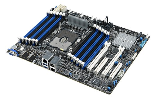 Asus Z11PA-U12 Server Motherboard - Intel Chipset - Socket P LGA-3647-1.50 TB DDR4 SDRAM Maximum RAM - LRDIMM, RDIMM, DIMM - 12 x Memory Slots - Gigabit Ethernet - 2 x USB 3.0 Port - 13 x SATA