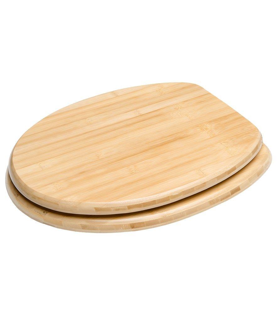 Grande scelta di belli sedili WC da legno robusto e di alta qualit/à Mogano Sedile WC