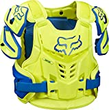 Fox Racing Adult Raptor Vest-Blue/Yellow-S/M