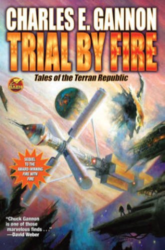Trial by Fire (Caine Riordan) PDF