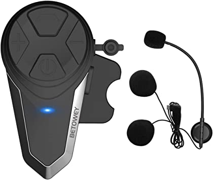 3000 m Bluetooth casco de motocicleta intercomunicador
