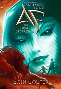 The Opal Deception 0786852909 Book Cover
