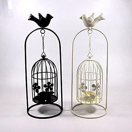 Amazon Decorative Bird Cages Weddings Decoration Metal Candle