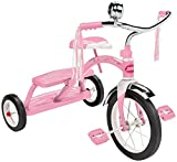 Radio Flyer Girls Classic Dual Deck Tricycle, Pink (Discontinued by manufacturer)