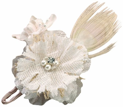 Lillian-Rose-Rustic-Country-Burlap-Wedding-Boutonniere
