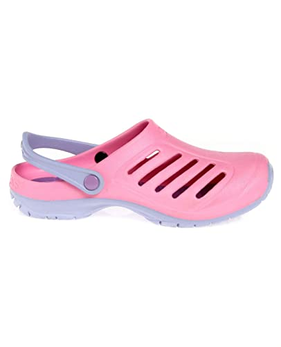Womens Cloggens Cloggs Sandals uk Pink XS EUR 32 UK 34Amazon co 0nwO8kXP