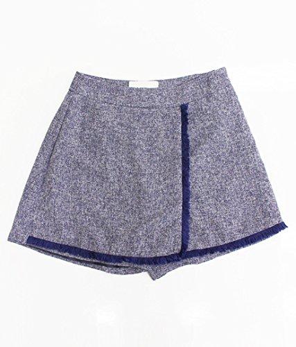 革命的受け入れ才能のあるSettimissimo(セッティミッシモ) ツイード調ラップスカート風ショートパンツ