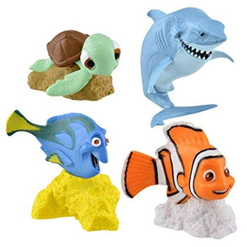 Disney Finding Nemo Figure Figurine Set ()