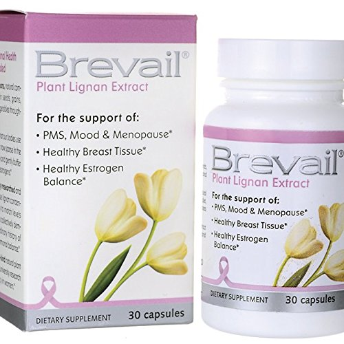 Brevail Plant Lignan Extract 30 Capsules