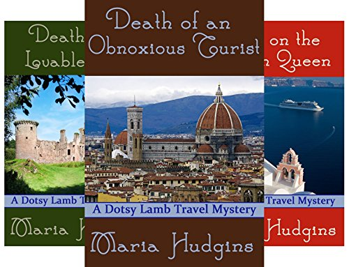 Dotsy Lamb Travel Mysteries (6 Book Series)