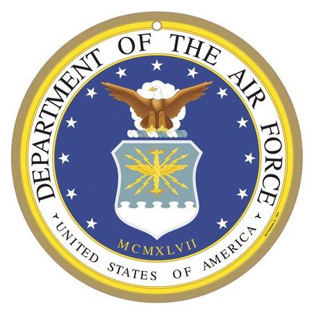 SJT ENTERPRISES, INC. US Air Force Logo 10