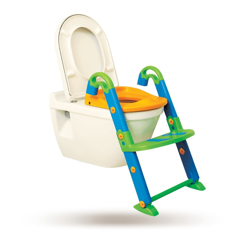 Dreambaby 3 in 1 Toilet Trainer - Step up Potty (Multicoloured) Kids Kit F600