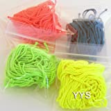 40 Yo-Yo String (10 Each - 4 Differernt Florescent Colors -May Vary)