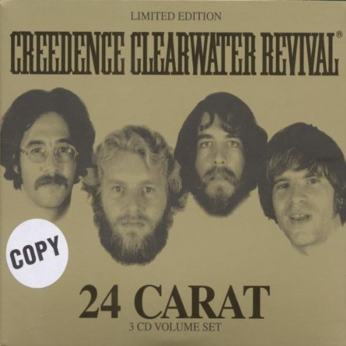 Creedence Clearwater Revival - 24 Carat (Disc 3) - Zortam Music