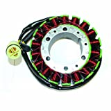 Caltric STATOR Fits CAN-AM BOMBARDIER DS650 DS-650 DS 650 2000 2001 2002 2003 2004 2005 ATV MAGNETO