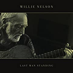 Willie Nelson Last Man Standing cover