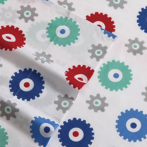 My World LHK-SHEETSET Printed Gears Full Sheet Set,