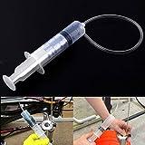Sedeta car extractor Fork Oil Tool Kit Gauge Suspension Level Tuning Piple Shock Sag Adjuster Seal 60ml with hose syringe for syringe filter syringes for syringe filters syringe for syringe pump adjus