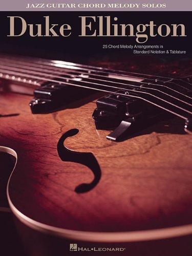 (Duke Ellington - Jazz Guitar Chord Melody Solos)