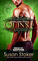 Shelter for Quinn (Badge of Honor: Texas Heroes Book 13)