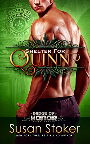 Shelter for Quinn by Susan Stoker