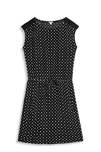 black Multicolor 001 Mujer Vestido Para Esprit TnYpWqIZZ