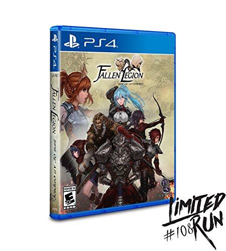 Fallen Legion Sins of An Empire – Playstation 4 (Limited Run Games)