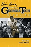 Front cover for the book Kim King's Tales from the Georgia Tech Sideline by Kim King