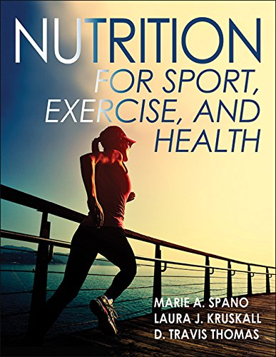 Nutrition for Sport, Exercise, and Health