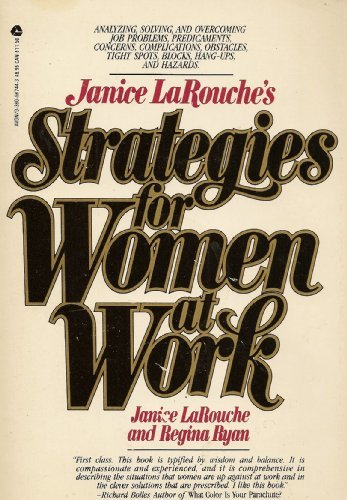 Janice Larouche's Strategies for Women at - Hunting In Stores Regina