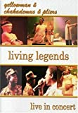 YELLOWMAN, CHAKA DEMUS & PLIERS - LIVING LEGENDS IN CONCERT