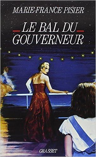 Marie-France Pisier - Le Bal du gouverneur sur Bookys