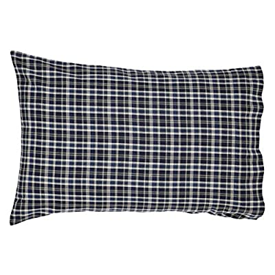 Columbus 2 Piece Pillow Case Set by VHC Brands