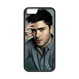 Zac Efron Custom Cover Case with Hard Shell Protection for Iphone6 4.7