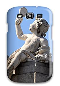 Christmas Gifts 3935931K21268811 For Galaxy S3 Tpu Phone Case Cover(puerta De Alcal??)