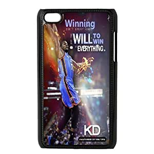Unique Phone Case Pattern 3Custom Russell Westbrook Kevin Durant Phone Case Cover- FOR IPod Touch 4th