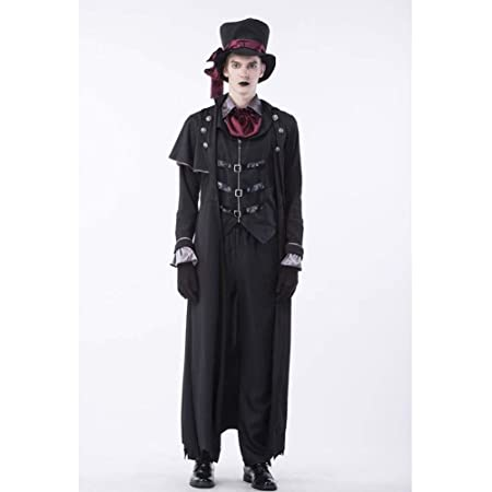 AIXIAOYU Disfraz De Cosplay Vampiro De Halloween Ropa De Pareja ...