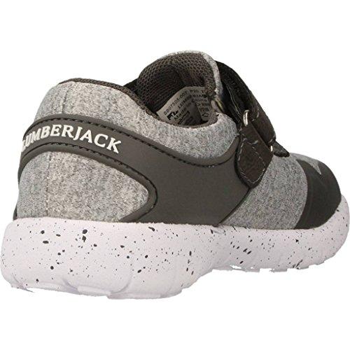 Lumberjack Zapatillas Para NIÏ¿½o, Color Gris, Marca, Modelo Zapatillas Para NIÏ¿½o SB07505 Gris gris
