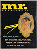 img - for Mr. Magazine (July 1962) Volume 6 No. 6 [VINTAGE MEN'S MAGAZINE] book / textbook / text book