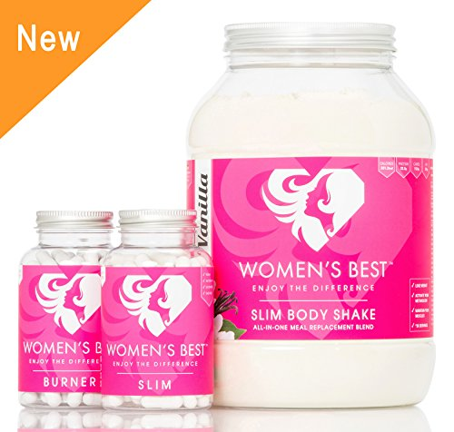 Womens Best - Diet Bundle - Meal Replacement Shakes, Slim