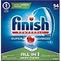 94 Ct. Finish All in 1 Dishwasher Detergent Tablets