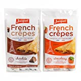 Ready to Eat French Crepes by Jacquet - Filled - Strawberry (6.77 ounce)