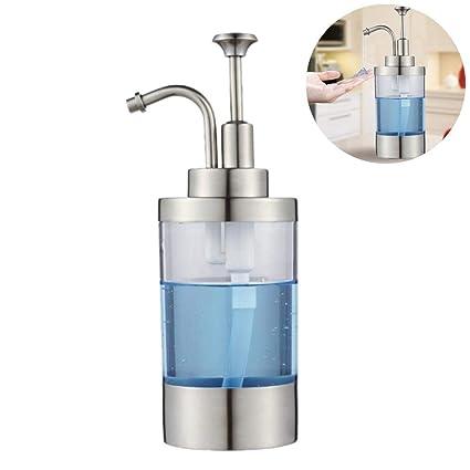 Là Vestmon dispensador de jabón de Mano jabón Botella Suministros de baño con Sensor de Infrarrojos