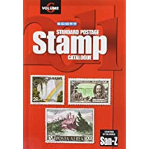 Scott Standard Postage Stamp Catalogue, Volume 6: Countries of the World San-Z