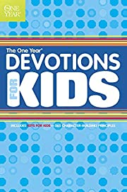 One Year Book Of Devotions For Kids V1 av…