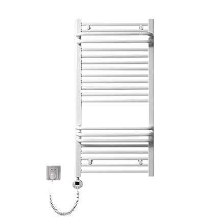 QETU Calentador de Toallas eléctrico, Calentador de Estante Toallas eléctrico montado en la Pared de