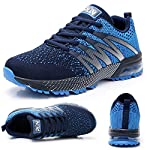 Axcone Homme Femme Air Running Baskets Chaussures Outdoor Running Gym Fitness Sport Sneakers Style Multicolore… 7