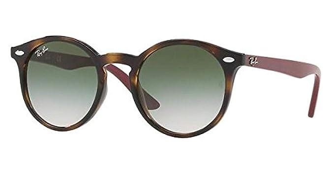 Ray-Ban 70442C, Gafas de Sol Unisex, Havana, 44