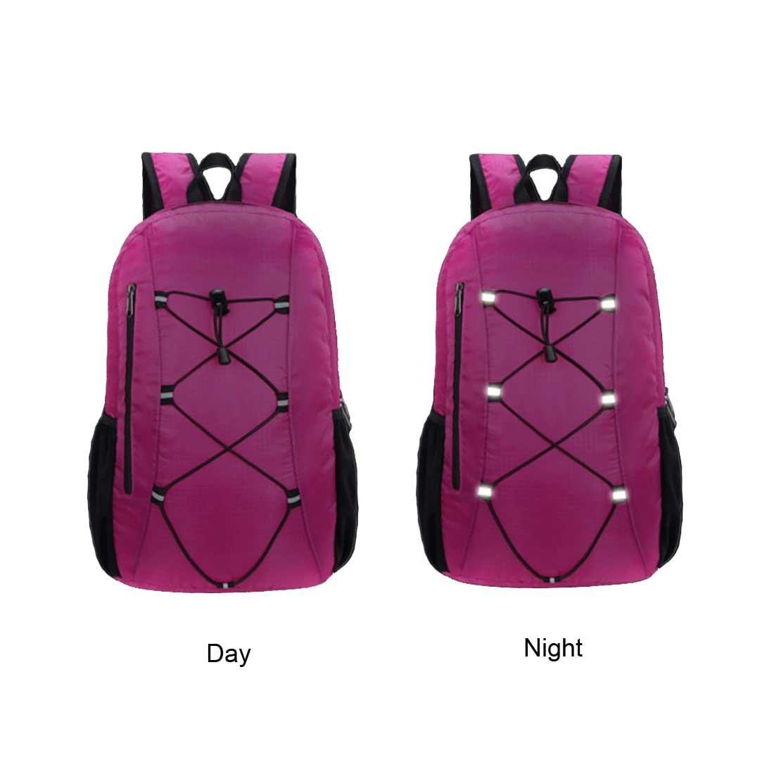 Foldable Backpack Lightweight Waterproof Travel Packable Hiking Daypack